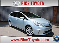 2014 Toyota Prius v 5DR WGN THREE Greensboro NC