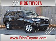 2015 Toyota 4Runner RWD 4DR V6 SR5 Greensboro NC