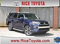 2014 Toyota 4Runner Limited 2WD V6 SUV Greensboro NC