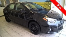 2016 Toyota Corolla S Special Edition Reading PA