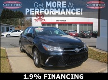 2016 Toyota Camry SE Reading PA