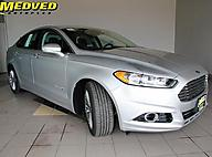 2014 Ford Fusion Hybrid Titanium Denver CO