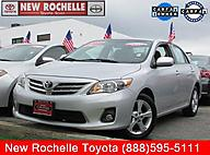 2013 Toyota Corolla LE Special Edition New Rochelle NY