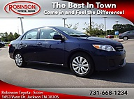 2013 Toyota Corolla LE Jackson TN