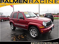 2007 Jeep Liberty Limited Racine WI