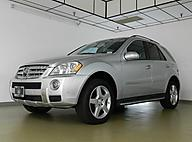 2008 Mercedes-Benz M-Class ML550 Base 4MATIC® Chicago IL