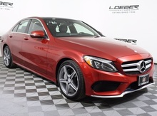 2016 Mercedes-Benz C-Class C300 Sport 4MATIC® Chicago IL