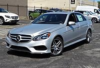 Mercedes-Benz E-Class E350 Base 4MATIC® 2016