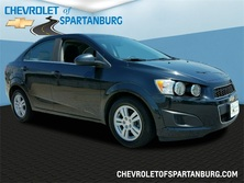 Chevrolet Sonic LT 2014