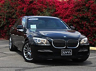 2011 BMW 7 Series 750Li Riverside CA