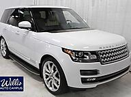 2013 Land Rover Range Rover Supercharged Des Moines IA