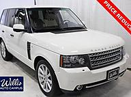 2010 Land Rover Range Rover Supercharged Des Moines IA