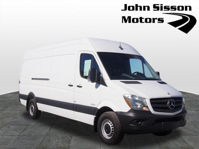 2015 mercedes benz sprinter 2500 cargo 170 wb washington for John sisson motors washington pa