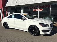 2016 Mercedes-Benz CLA 250 Washington PA