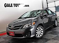 2012 Toyota Corolla LE Enfield CT