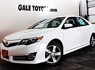 2014 Toyota Camry SE Enfield CT