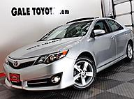 2012 Toyota Camry SE Enfield CT