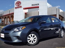 2016 Toyota Corolla L Fredericksburg VA