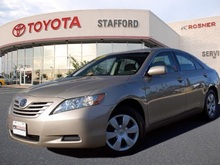 2008 Toyota Camry LE Power Seat Package Stafford VA