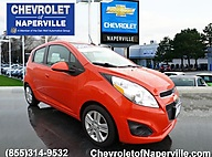 2013 Chevrolet Spark 1LT Naperville IL