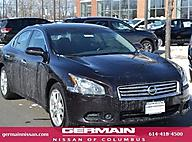 2012 Nissan Maxima 3.5 S Columbus OH