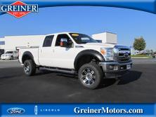 Ford F-250SD Lariat 2013
