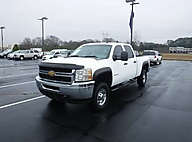 2012 Chevrolet Silverado 2500HD Work Truck Scottsboro AL