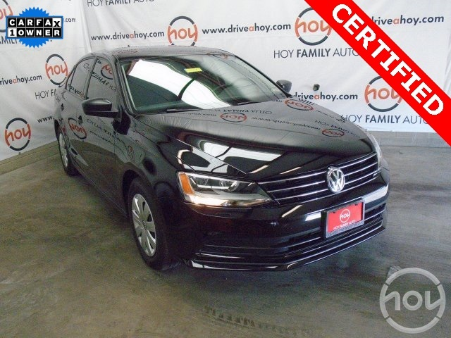 Volkswagen Jetta 2.0L S 2015