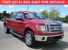 2012 Ford F-150 Lariat South Bend IN