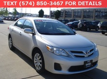 2012 Toyota Corolla LE South Bend IN