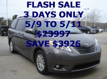 2013 Toyota Sienna XLE South Bend IN