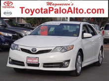 2014 Toyota Camry SE Palo Alto CA