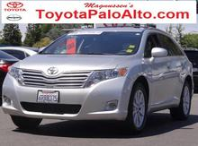 2010 Toyota Venza Base Palo Alto CA