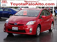 2010 Toyota Prius III Palo Alto CA