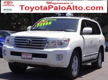 2014 Toyota Land Cruiser Base Palo Alto CA