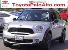 2011 Mini Cooper S Countryman Base Palo Alto CA