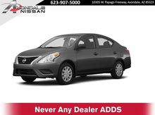 2016 Nissan Versa 1.6 S Avondale AZ