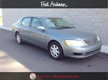 2001 Toyota Avalon XL Raleigh NC