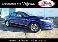 2015 Ford Fusion S Rochester MN