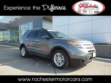 2014 Ford Explorer XLT Navigation, Power Liftgate and Tow Package Rochester MN