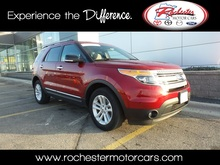 2014 Ford Explorer XLT Tow Package Rochester MN