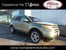 2013 Ford Explorer Limited Rochester MN