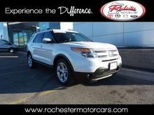 2012 Ford Explorer Limited Sunroof Rochester MN