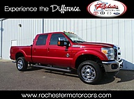 2013 Ford F-350SD Lariat Rochester MN