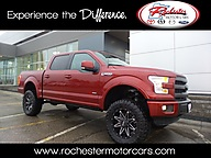 2015 Ford F-150 Lariat Customized Lift -Truck over $12,000 in   ACC.. Rochester MN