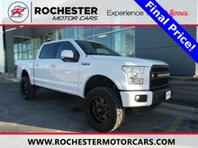 2015 Ford F-150 Lariat 4X4 SuperCrew Customized Rochester MN