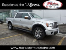 2011 Ford F-150 FX4 Leather Rochester MN