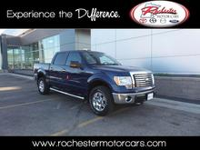 2012 Ford F-150 XLT Chrome Package Rochester MN