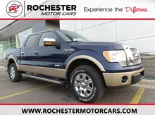 2012 Ford F-150 Lariat Rochester MN