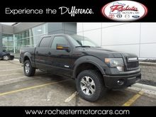 2014 Ford F-150 FX4 Customized Lift Truck Rochester MN